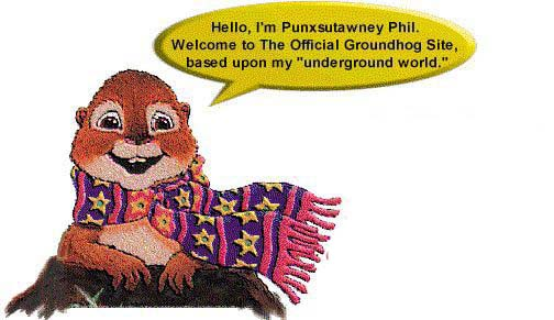 Punxsutawney Phil - Groundhog, Groundhog Childrens Books, Ground hog puppets